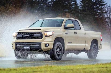 Toyota Tundra Price Canada 2018 Toyota Tundra Redesign And Price Canada Toyota Cars
