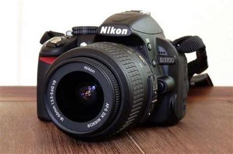 Kamera Nikon D3100 Sekon neue kamera nikon d3100