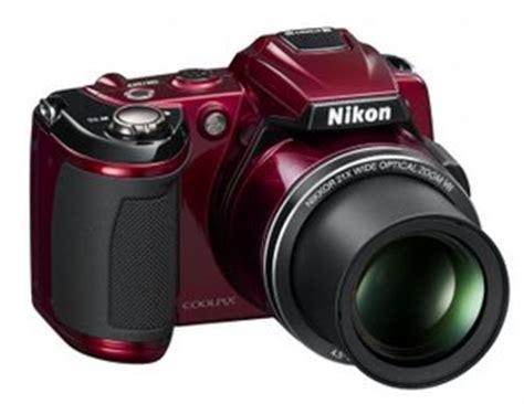 Kamera Nikon Coolpix L120 sch 246 n vorne nikon coolpix l120 digitalkamera
