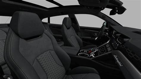 Lamborghini 5 Sitzer by Lamborghini Urus Configurator Photo