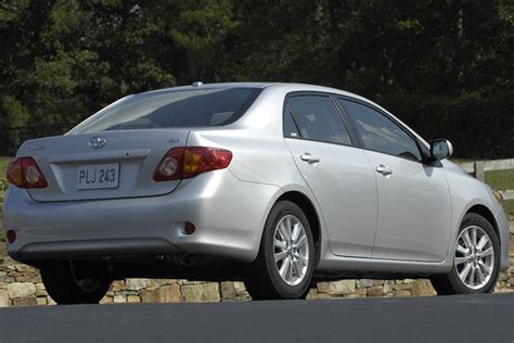 2009 Toyota Corolla Review 2009 Toyota Corolla Used Car Review Autotrader