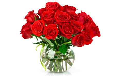 A Vase Of Roses vase of roses wallpaper high definition high quality widescreen