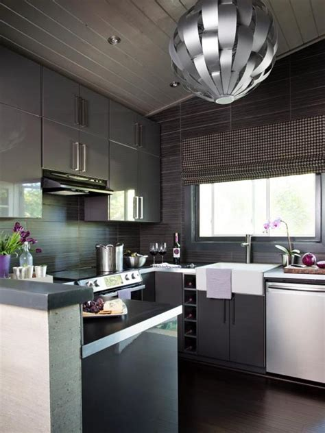 22 Jaw Dropping Small Kitchen Designs Design For Small Kitchens