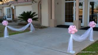 wedding in pink and white