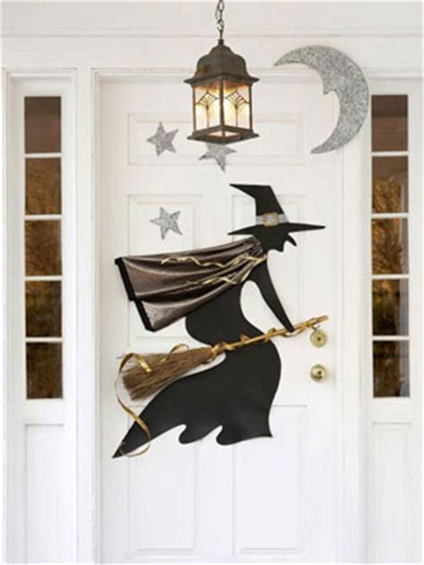 printable halloween door decorations craftionary