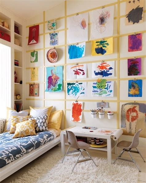 art display ideas 20 interesting ideas to display kids artwork kidsomania