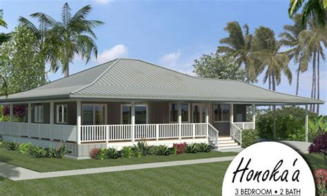 hawaiian plantation style house plans hawaiian homes