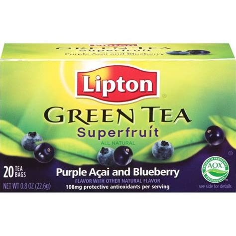 Does Lipton Green Tea Detox by 17 Best Images About Sip Antioxidants On