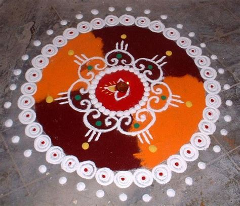 easy rangoli designs make rangoli india location