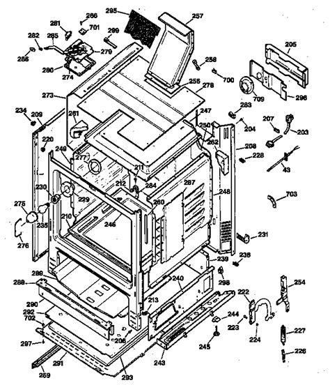 ge refrigerator diagram general electric refrigerator parts diagram general auto