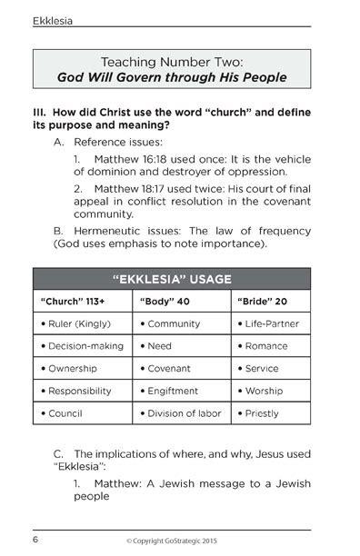 the translation of the greek word ekklesia as church ekklesia cd series gostrategic