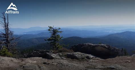 trails  mount spokane state park washington