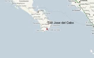 San Jose Del Cabo Map by San Jose Del Cabo Location Guide