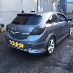 Vauxhall Astra Sri Kit Vauxhall Astra Mk5 3 Door Sri Xp Kit Bumpers Skirts