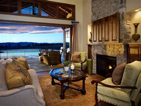 Decorating Ideas For Country Homes Design Trends In Contemporary Mountain Homes