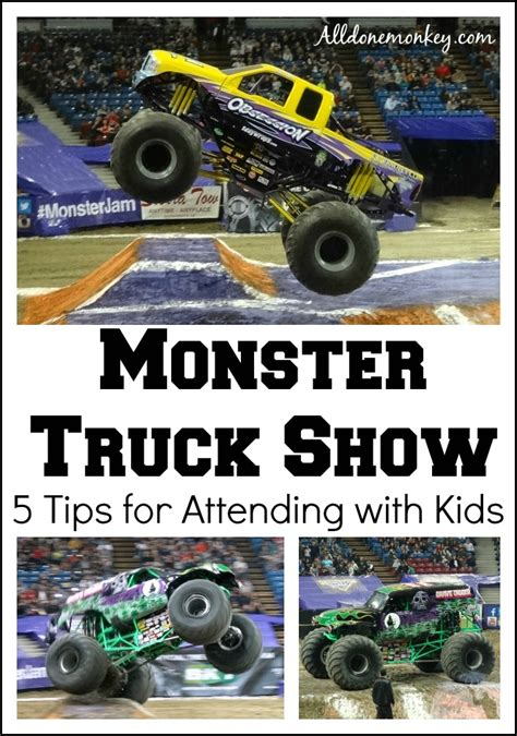 monster truck shows for kids monster truck show 5 tips for attending with kids