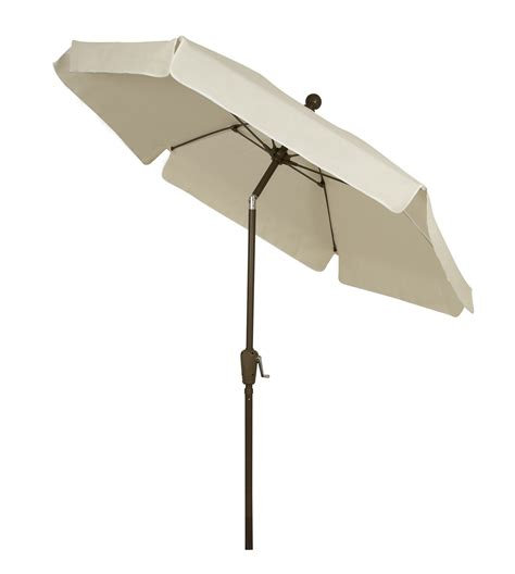 5 Foot Umbrella Patio 7 5 Foot Fiberglass Garden Umbrella