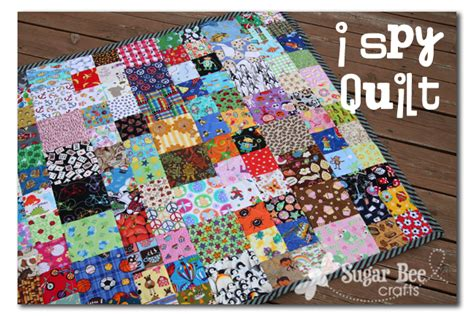 i quilt sugar bee crafts