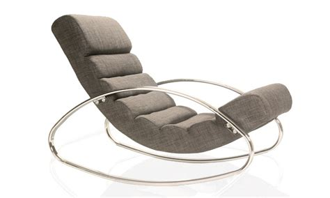 fauteuil 224 bascule design groupon shopping