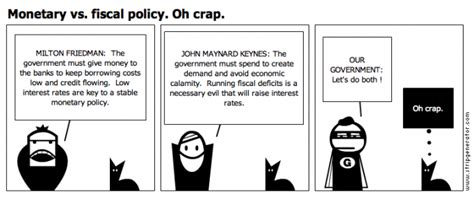 monetary policy vs fiscal policy stripgenerator monetary vs fiscal policy oh crap