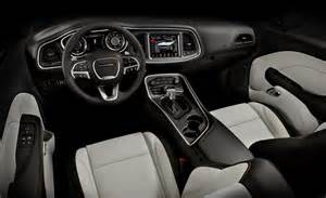 2015 Dodge Challenger Interior Car And Driver