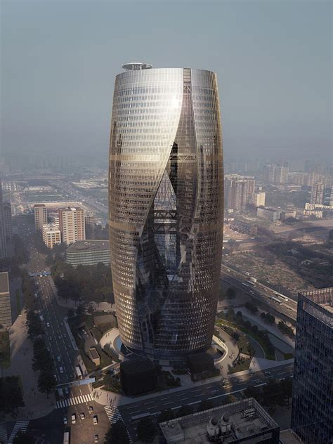 designboom beijing the zaha hadid leeza soho tower to feature a twisting atrium