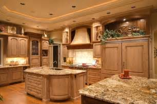 To get a truly rustic feel for your luxury kitchen design consider