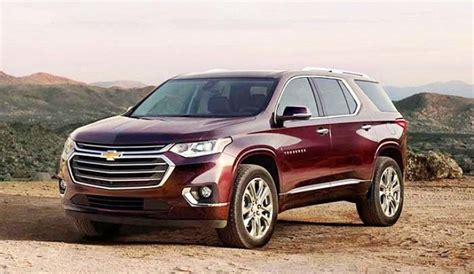 Chevrolet New Models 2020 by 2019 Chevy Traverse Review Specs 2019 And 2020 New Suv