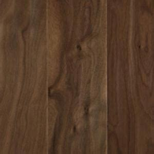 mohawk  home sample natural walnut engineered uniclic hardwood flooring