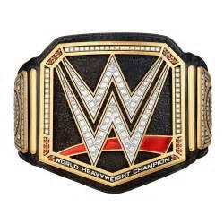 Wwe world heavyweight championship replica title belt 2014 wwe