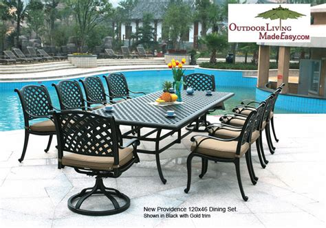 dwl new providence 120x46 dining set