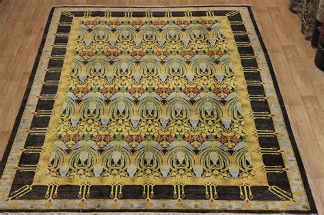 Mission Area Rug by Masterpiece Mission Style 9x12 Craft Area