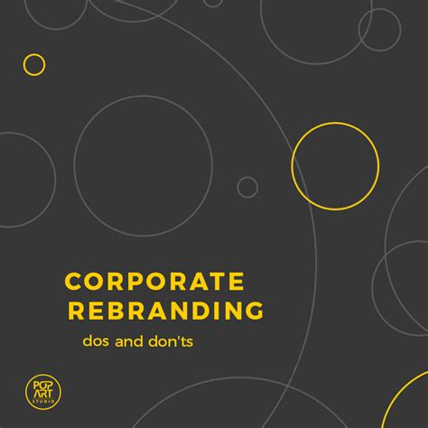 the dos and don ts of dark web design webdesigner depot corporate rebranding dos and don ts