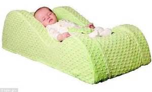 Baby Matters Nap Nanny Infant Recliner Suffocates And