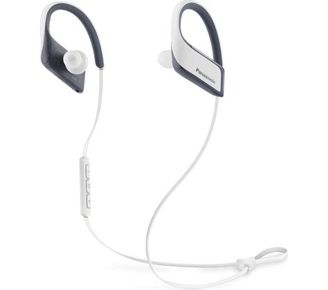 Headset Bluetooth Rp buy panasonic rp bts30e w wireless bluetooth headphones white free delivery currys