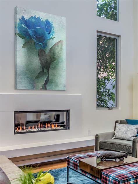 Midnight Blue Living Room by Midnight Blue