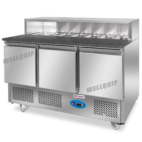 bench fridges for sale buy commercial saladette salad bench 3 door fridge s3m