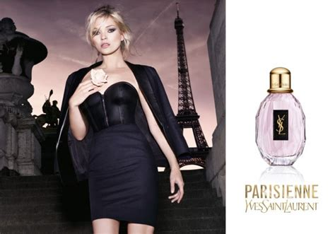 More Of Ysls 2008 Advertising Caign With Kate Moss by Yves Laurent Parisienne 2009 Fronted By Kate Moss