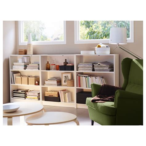 Billy Bookcase Drawers by Billy Bookcase White 240x106x28 Cm