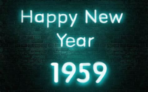 new year 1959 collections of year 1959 quotes