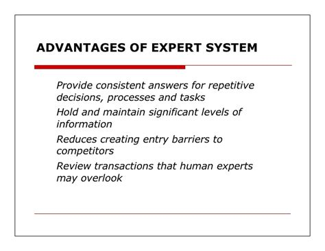 Mba 5401 Define An Expert System by Chapter 8 Mis Decision Support System