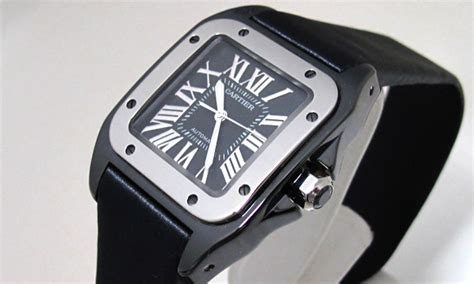 houseki  rakuten global market cartier santos  mm