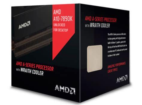 si鑒e d馗athlon amd anuncia os novos processadores a10 7890k e athlon x4