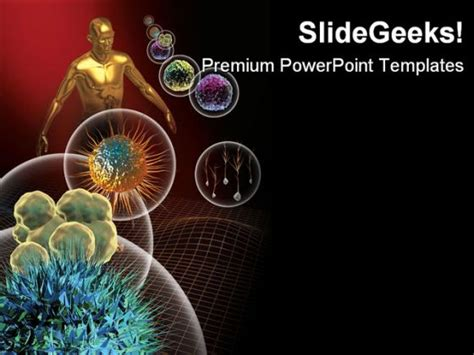 cell powerpoint template stem cells powerpoint template 0910
