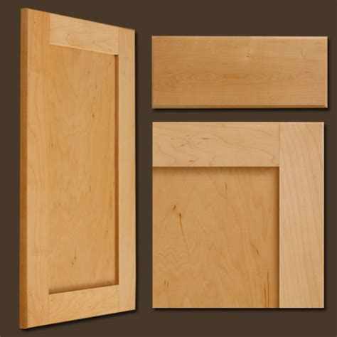 maple shaker style cabinets photos natural maple shaker style cabinet doors with solid