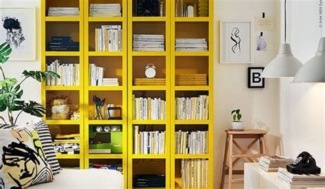 librerias ikea la librer 237 a billy de ikea en colores block