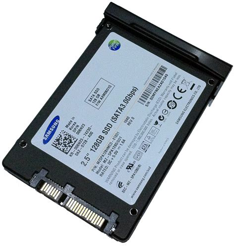 Hardisk Ssd Samsung Samsung Ssd 128 Gb Disk Drive 128gb Sata 2 5 Quot New Ebay