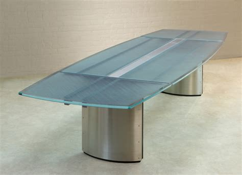 Glass Boardroom Tables Glass Conference Table Modern Boardroom Furniture Stoneline Designs