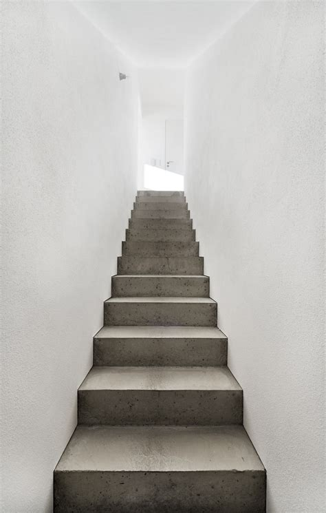 Cement Stairs concrete at its best staircase in the house quot ke 12 quot built by german soho architektur firm in