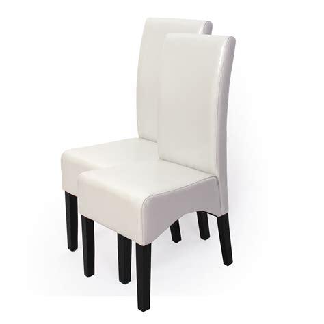 stuhl leder 2x esszimmerstuhl lehnstuhl stuhl beschichtetes